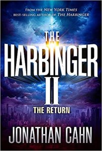 The Harbinger II Cover